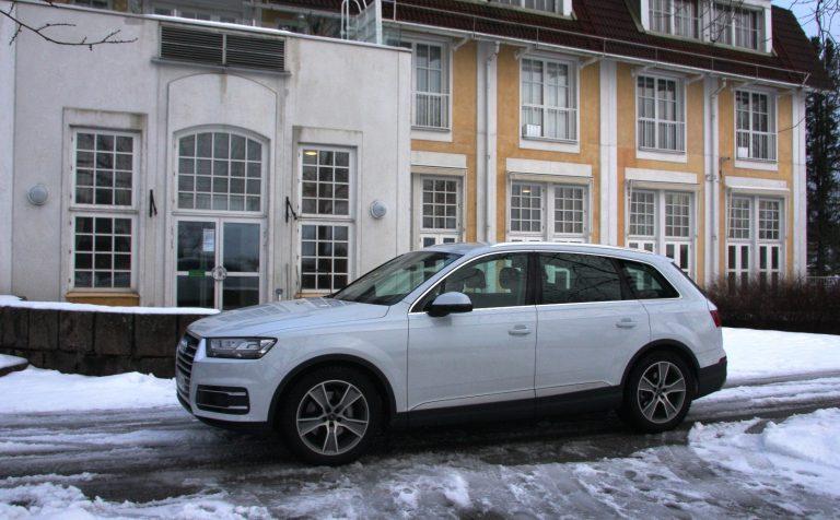 Autotoday testasi: Suuri ja mahtava Audi Q7