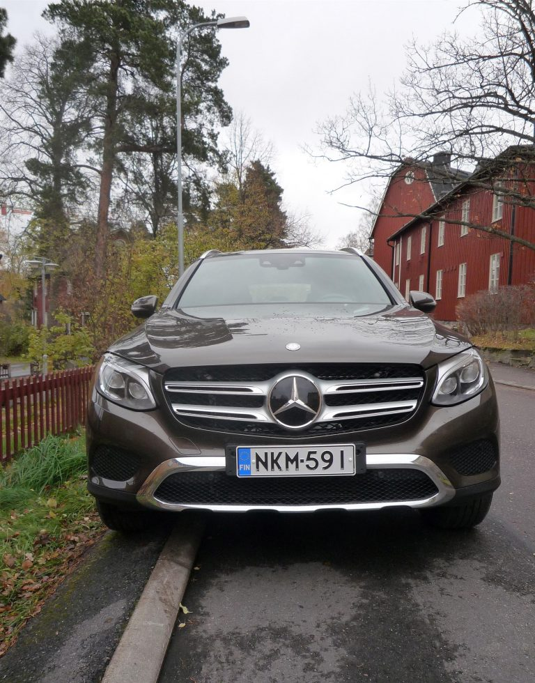 Autotoday testasi: Mercedes-Benz GLC 350e 4Matic – Jos vastine rahalle merkitsee