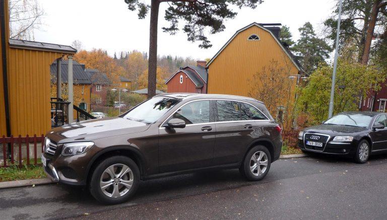 Mercedes-Benz menestyi hyvin saksalaisessa TÜV-katsastusraportissa