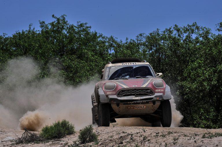 Dakar: Mikko Hirvonen ajoi hienosti neljänneksi