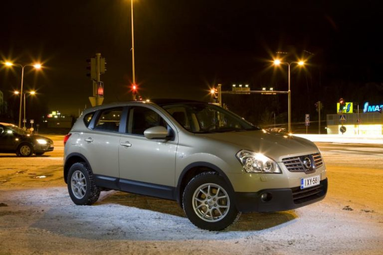 Nissan Qashqai viettää juhlavuotta
