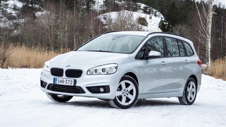 Autotoday testasi: BMW 218d A xDrive Gran Tourer – erilainen BMW