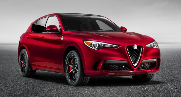 Genevessä esillä Suomeen keväällä saapuva Alfa Romeon ensimmäinen SUV