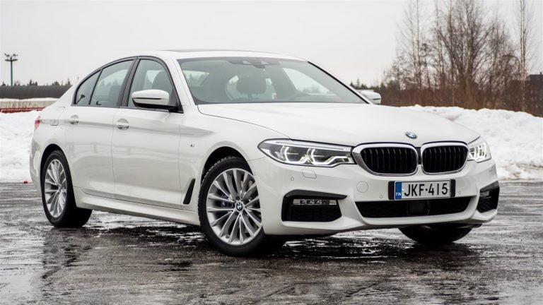 Autotoday testasi: BMW 530d xDrive, älypuhelin ja auto kuin parhaat kaverit