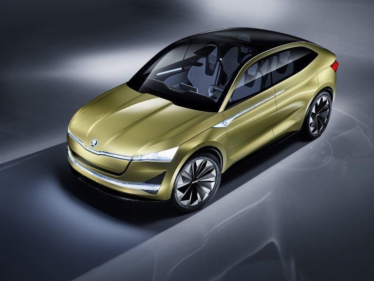 Skodan ensimmäinen konseptisähköauto esitellään Shanghain autonäyttelyssä