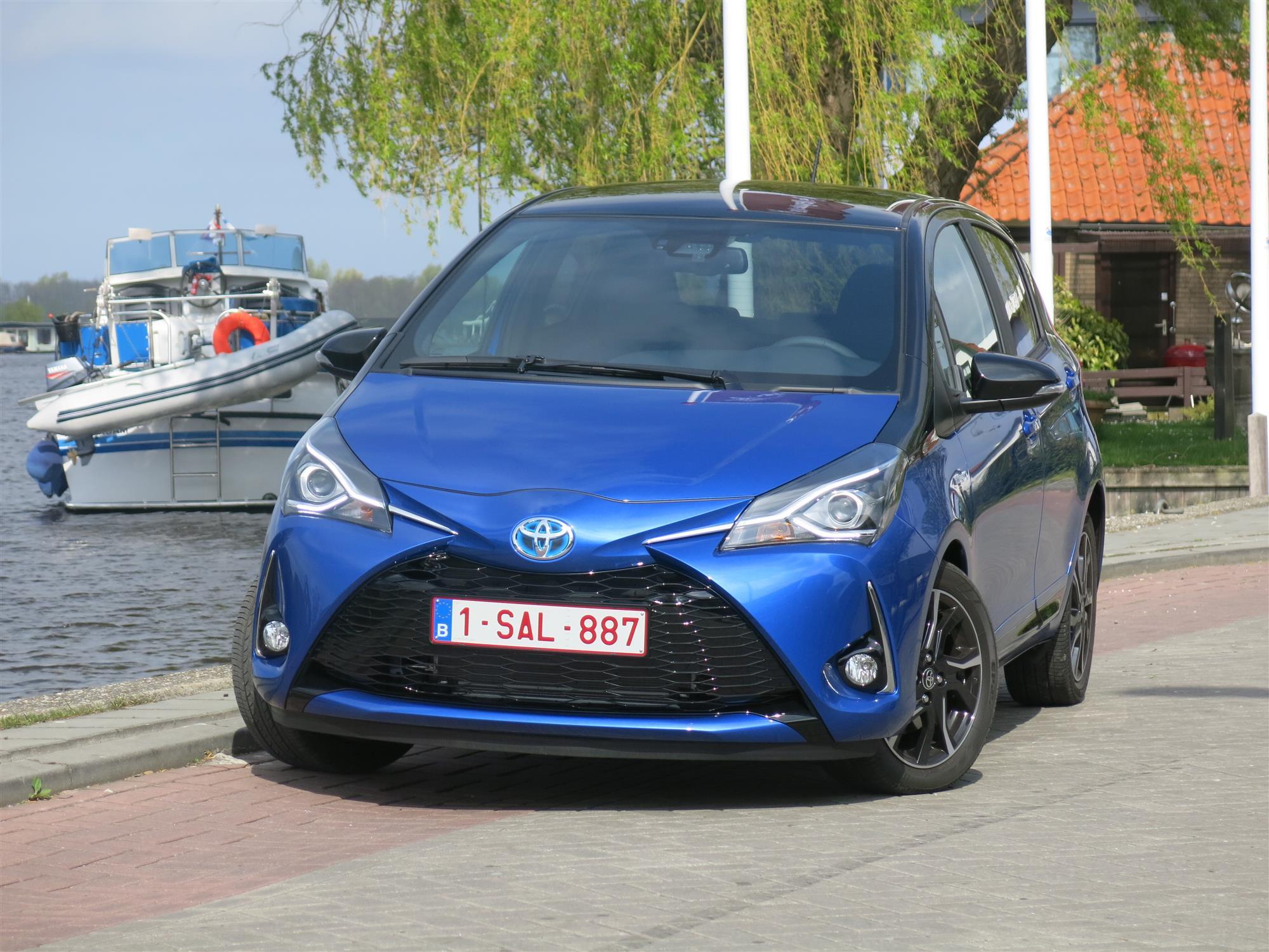 Toyota Yaris Hybridi