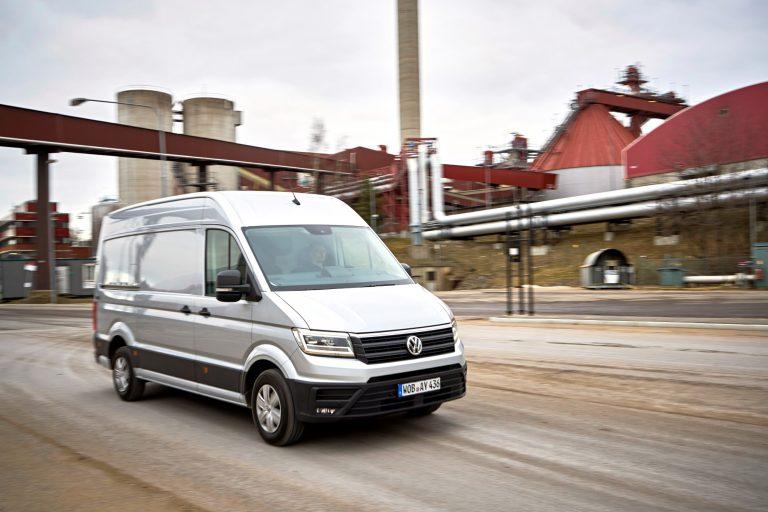 Volkswagenin uusi Crafter-malli on nyt Suomessa