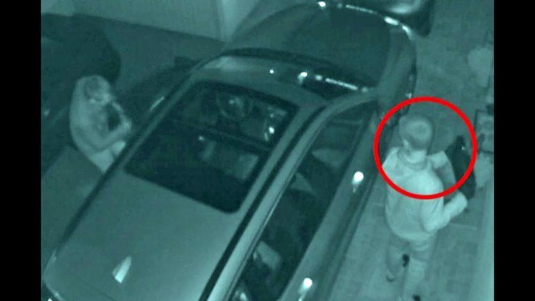 Varo auton anastusta – säilytä avain oikein