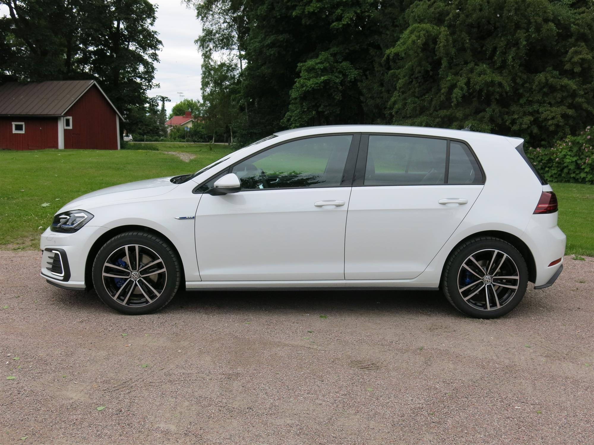 Golf Gte Test >> Autotoday Testasi Volkswagen Golf Gte Sahkolla Tai Ilman