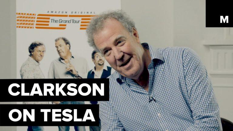 Video: Jeremy Clarkson kertoo mitä mieltä hän on Teslasta