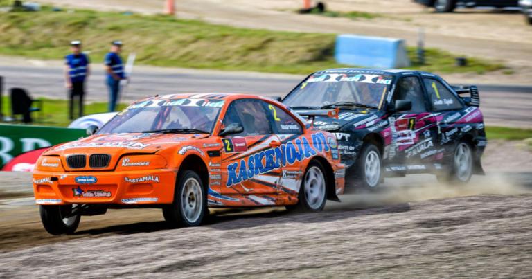 Rallicross: SM-sarja käynnistyy lauantaina Jalasjärvellä