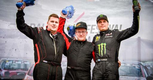 Rallicross: Ari Perkiömäki taisteli itsensä SuperCar-luokan Suomen mestariksi