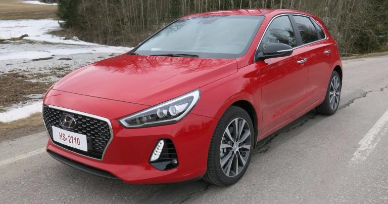 Autotoday tutustui: Uusi Hyundai i30 on uuden aikakauden lähtö