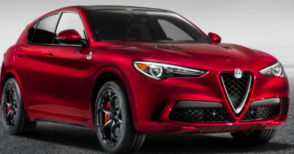 Alfa Romeo Stelvio nyt tilattavissa myös Suomessa