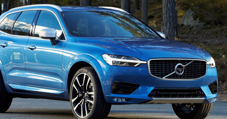 Volvon uuden XC60-mallin tuotanto alkaa