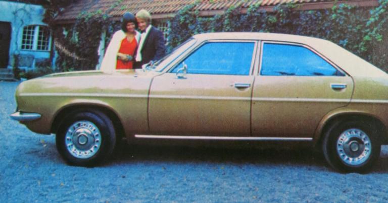 Päivän automainos: Chrysler 180 – Edustava. Tehokas. Kestävä. Turvallinen