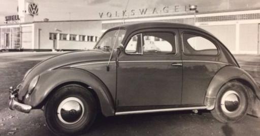 Historian havinaa: Tällainen oli VW-Auto Oy Helsinki Pohjoinen 50 vuotta sitten