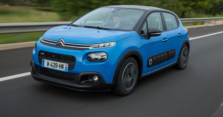 Citroënin menestysmallia on nyt myyty yli 600 000