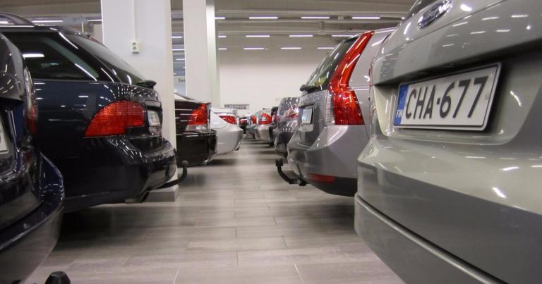 Mr. Monitor: Käytettyjen autojen maahantuonti kiihtyy, tuleeko ennätysvuosi?