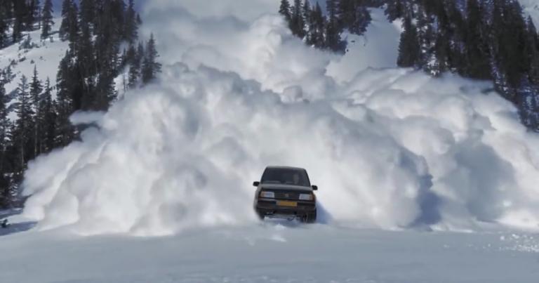 """Video: Onko tämä maailman näyttävin """"automainos""""?"""
