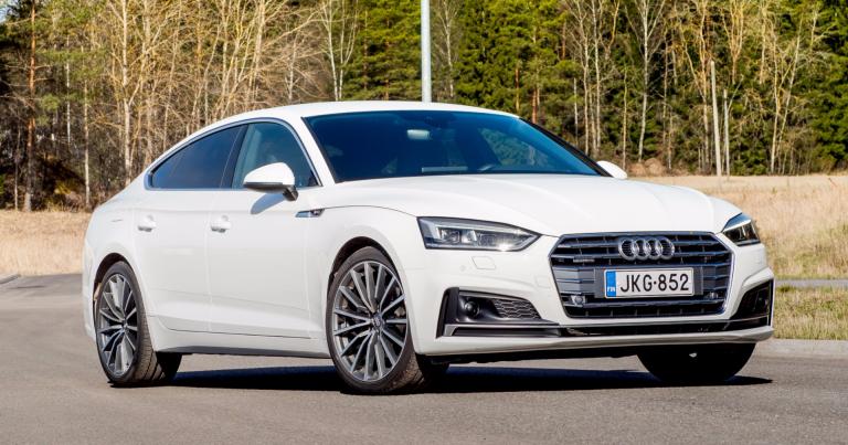 Autotoday testasi: Audi A5 Sportback Business Sport 2.0 TDI Quattro S tronic – nelivetoista ässäherkkua