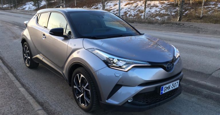 Autotoday testasi: Toyota C-HR 1.8 Hybrid Style – uudenlainen Toyota