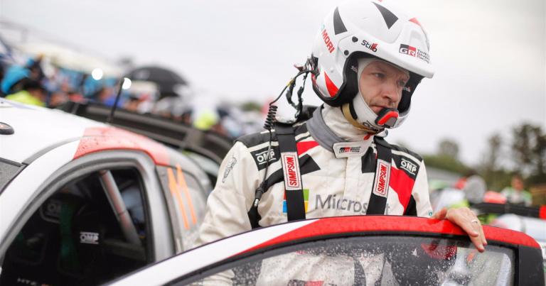 WRC: Juho Hänninen tekee Sardiniassa paluun MM-ralliin
