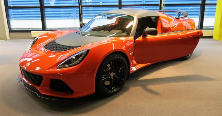 Lotus siirtyy Volvo-leiriin
