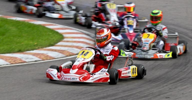 Karting: SM-sarja huipentuu Kouvolan osakilpailuun