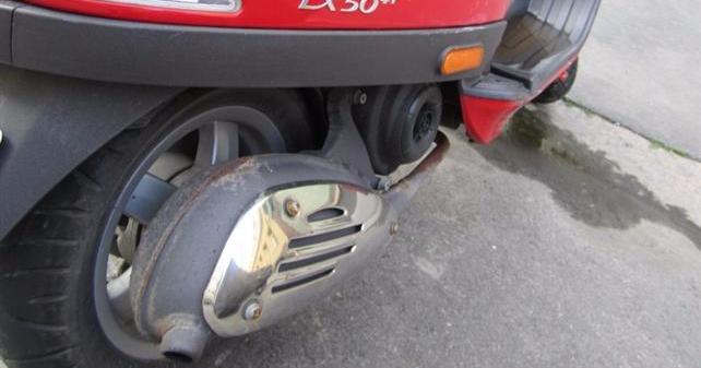 Moottoripyöräpoliisi: Usein vanhemmat yllättyvät viritetyn mopon tuomista reiluista sakoista!