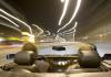 Ajoterveys: Tuulilasinpyyhkijät olivat päällä kuivalla kelillä ja kuljettaja oli menossa aivan väärään suuntaan
