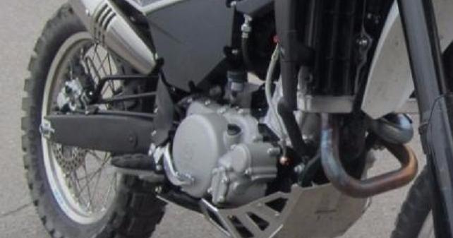 Enduromoottoripyöräilijä pääsi poliisilta karkuun