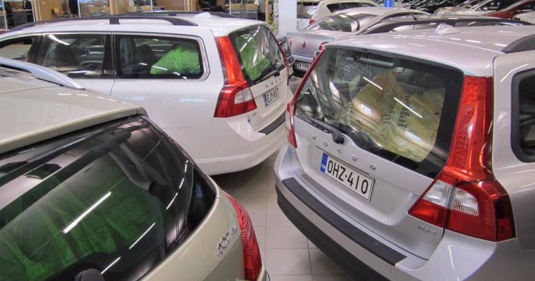 Käytetyt autot hintahuipussaan