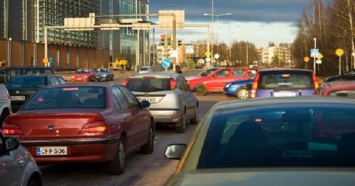 Mielenosoituskulkue saattaa tänään ruuhkauttaa Helsingin keskustan liikenteen