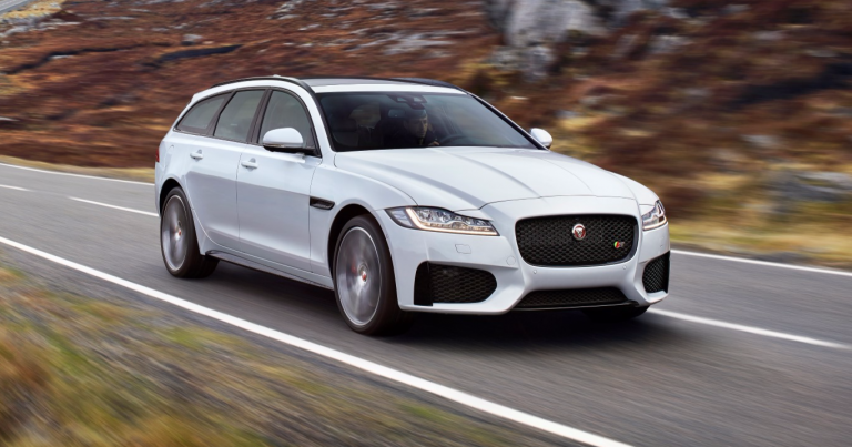 Tällainen Jaguar XF Sportbrake tulee lokakuussa