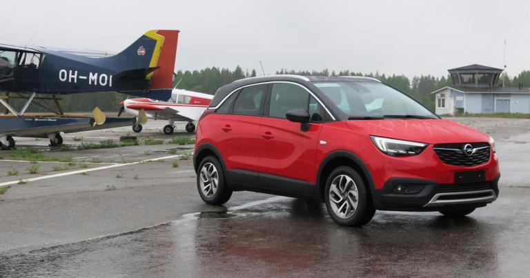 Autotoday tutustui: Opel Crossland X – kaupunkimaasturi kaupunkikäyttöön