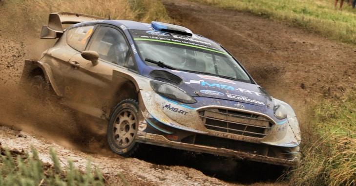 WRC: Puolan rallin voitosta käydään raju taistelu