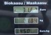 Kaasuautoilijat oikaisevat Ilmastopaneelin autokalkulaattorin tuloksia