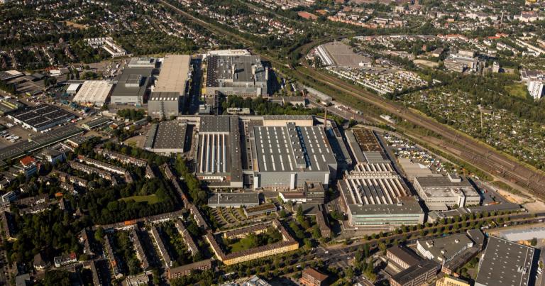 Mercedes-Benz Sprinterin uudet sähköversiot valmistetaan Düsseldorfissa