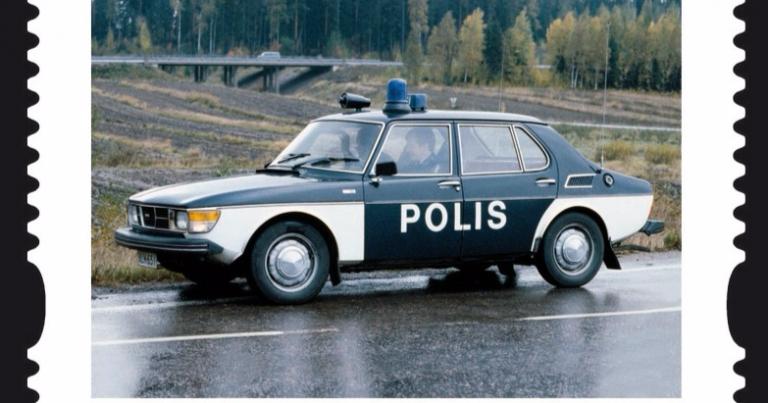 """Päivän poliisiauto: 1970-luvulla alettiin suosia """"kotimaista"""""""