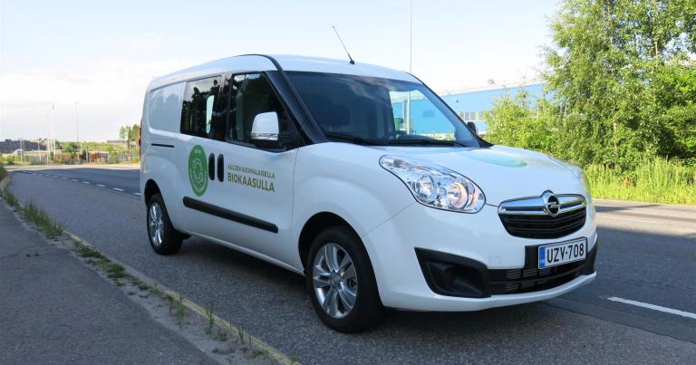 Autotoday testasi: Opel Combo Van 1.4 CNG – kaasulla, kaasulla…