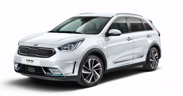 Kia Niron ladattava hybridi maksaa 36 490 €