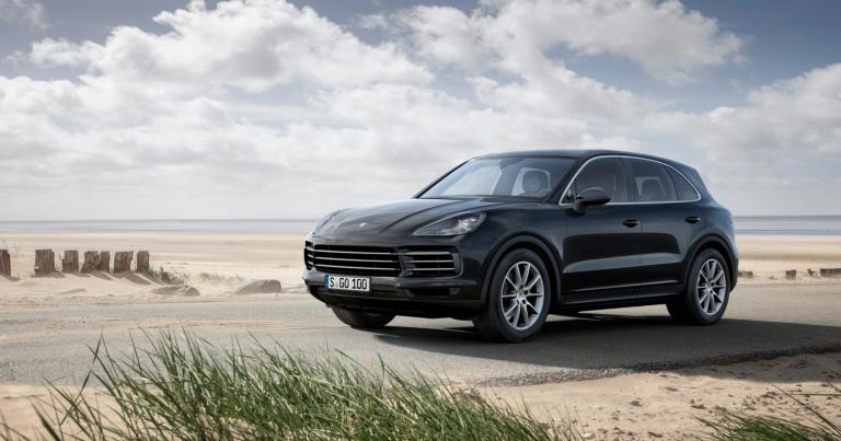 Porsche Cayennen uusin versio maksaa 121 551 €