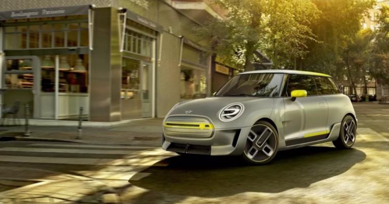 Mini julkistaa Frankfurtin autonäyttelyssä uuden sähköautokonseptin