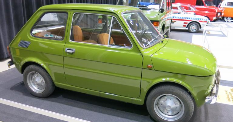 Päivän museoauto: 1970-luvun halvin henkilöauto
