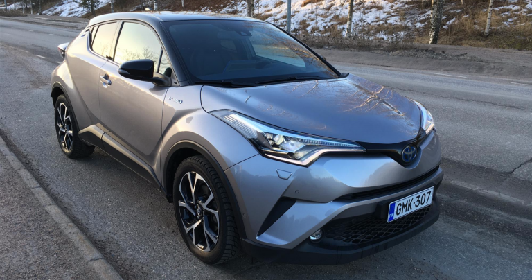 Toyota on ollut luotetuin automerkki jo 13 vuotta