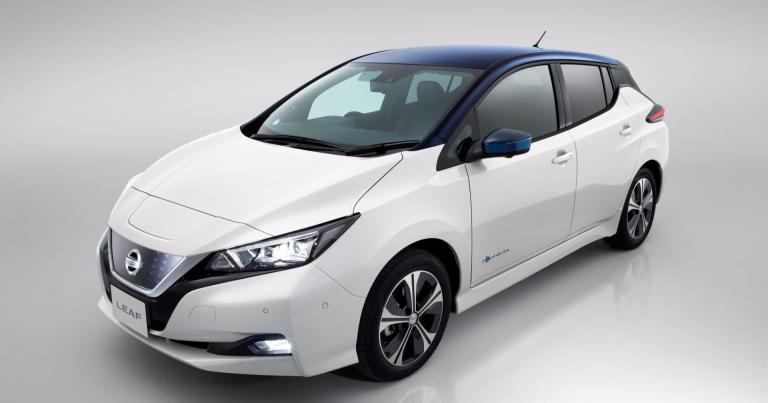 Tällainen on ensi vuonna tuleva aivan uusi Nissan Leaf -sähköauto
