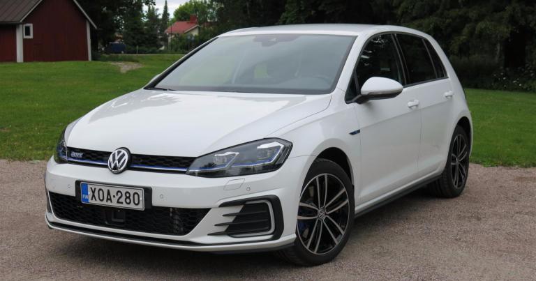 Autotoday testasi: Volkswagen Golf GTE – sähköllä tai ilman