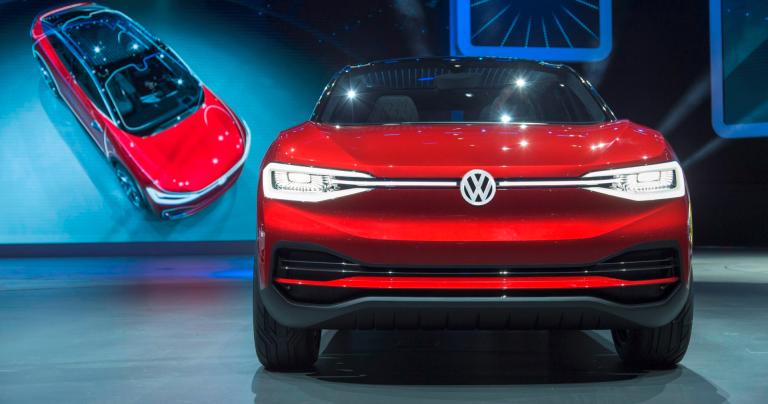 Tältä Volkswagenin tulevaisuuden auto I.D. Crozz näyttää nyt