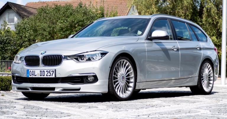 Autotoday tutustui: BMW Alpina D3 Touring Allrad – 350 hv ei jätä kylmäksi